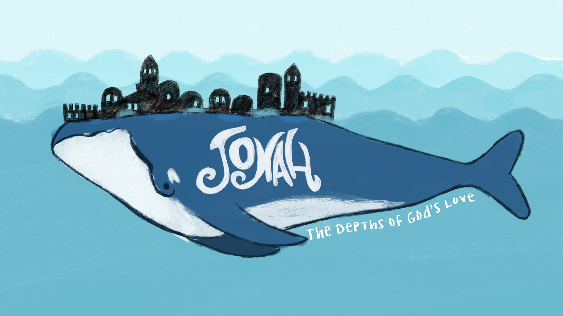 Jonah & The Depths of God